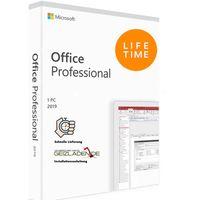 Microsoft Office 2019 Pro Key  - Professional Plus - Download Vollversion Lifetime