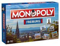 Monopoly Freiburg Spiel Gesellschaftsspiel Brettspiel