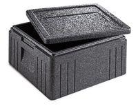 Pizzabox Transportbox Thermobox Thermohauser ECO LINE EPP 41x41x23,5 cm