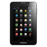 Lenovo IdeaTab A3000-H, Tablet, Android, Schwarz, Lithium Polymer (LiPo), 802.11b, 802.11g, 802.11n, Mediatek