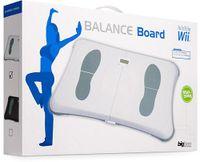Wii- Fitness Board BIGBEN blackwhite