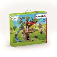 Schleich Farm World Spielset Abenteuer Baumhaus