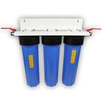 Eisenfilter Spezial 20'' Zoll Hauswasseranlage 3 stufig