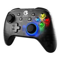 GameSir T4 Pro Gaming Controller Wireless Game Gamepad mit LED-Hintergrundbeleuchtung fš¹r Windows 7 8 10 PC iOS Android Nintendo Switch