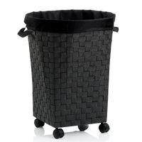 WÄSCHEKORB Wäschesammler Wäschebox Wäschebehälter auf Rollen KELA Porto