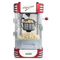 SALCO SNP-17 Popcorn-Maker Party Popcorn-Maschine rot, Farbe:Rot