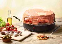 Emerio Pizzarette,Pizza Ofen,6 Pers,Backstein,Warmhaltefl., PO-116100.1  Emerio :