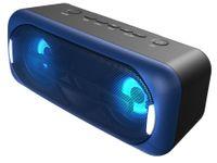 Blaupunkt BLP3940 - Bluetooth Party Lautsprecher 22 Watt mit LED-Beleuchtung - Schwarz