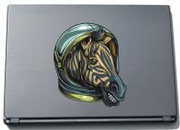 Laptopaufkleber Laptopskin Misc1-Astro3 - Astronaut Zebra - 150 x 130 mm Aufkleber