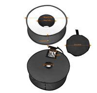 Fotobox Fotostudio LED Lichtbox Hintergrund Lichtwürfel Professionell Tischplatte Fotografie Photobox