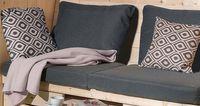 Sitzkissen/Rückauflage für Merano und Bozen