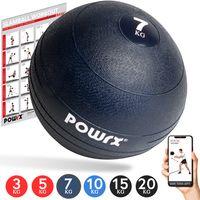 Slamball I Medizinball 3 - 20 kg I Slam Ball versch. Farben Gewicht: 7 kg