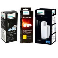 Siemens TZ80001N + TZ8002 + TZ70003 Reinigungstabletten