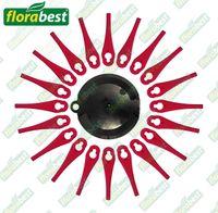 Florabest Ersatzmesser mit Schneidscheibe für Rasentrimmer FRTA 20 A1 - 282271