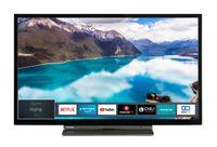 Toshiba 32WL3C63DAX 32 Zoll Fernseher (Smart TV, HD-Ready, Triple Tuner, WLAN, Bluetooth) [Modelljahr 2021])