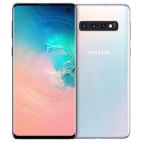 Samsung Galaxy S10 Smartphone, (6.1 Zoll) , DUOS, 8GB RAM, 128GB Prism White