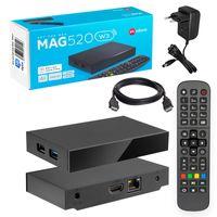 MAG 520w3 IPTV Set Top Box Internet TV