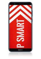 HUAWEI P smart Dual-SIM blue Android 8.0 Smartphone mit Dual-Kamera