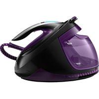 Philips GC9675/80 PerfectCare Elite Dampfbügelstation schwarz/violett
