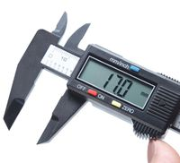 Digitaler Messschieber Schieblehre Messlehre 0-150mm LCD Display Messen Digital