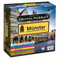 Trivial Pursuit Münster Quizspiel Fragespiel Ratespiel Gesellschaftsspiel