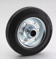 Vollgummi-Rad 160x40x20mm,Rola, Nabe 58 mm, Stahlfelge