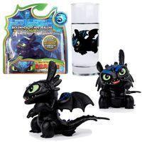 Auswahl Mini Dragons | DreamWorks Dragons | Farbwechsel Spielfiguren , Typ:Ohnezahn Blau
