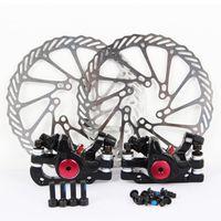 Scheibenbremsen Set mit 160mm Rotoren Legierung MTB Mechanische Nützlich