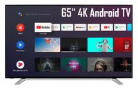 Toshiba 65UA2B63DG (65 Zoll) Fernseher (Android TV ink. Prime Video / Netflix, 4K Ultra HD, Triple Tuner Bluetooth)