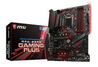 MSI MPG Z390 GAMING PLUS - Mainboard - ATX