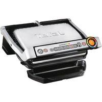 Tefa Optigrill GC712D34  2000W    bk/sr | Easygrill Adjust Standgrill