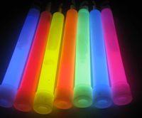 25 Knicklichter 15 * 150 mm Farbenmix - dicke Knicklichter