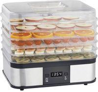 Gastronoma 18310004  Design Dörrobstautomat zum Herstellen von getrockneten Obst, Pilze etc.