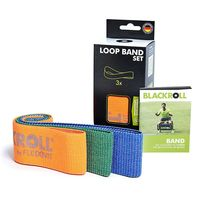 BLACKROLL LOOP BAND SET (3 Stärken) | A001028