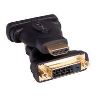 ROLINE HDMI-DVI Adapter, HDMI ST / DVI-D BU