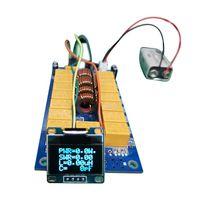 ATU-100 DIY Kits 1,8-50 MHz ATU-100 Mini-Automatik-Antennentuner von N7DDC 7x7 + 0,96 Zoll OLED-Firmware programmiert