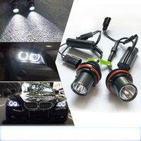 20W Angel Eyes Standlicht Canbus LED Marker für BMW E39 E53 E60 E61 E64 E65 E87