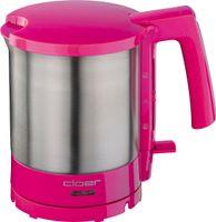 Cloer Wasserkocher Pink 1,5L 4717-1