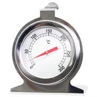 Safty Edelstahl Backofen Herd Thermometer Temperatur Gauge Hohe Qualität UK