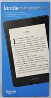 Amazon Kindle Paperwhite 2018 32GB ohne Spezialangebote, schwarz