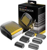 Remington Body Groomer QuickGroom BHT6450,  Edelstahlklingen, schwarz/gelb