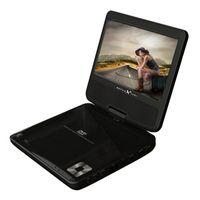 Reflexion DVD 7002 7 Zoll Portabler DVD Player Schwarz