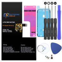 Extremecells Akku für Apple iPhone X + Werkzeug Set ersatz Batterie Accu 2720mAh