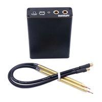 Handheld Punktschweißgerät mit Micro USB Schnittstellen Schnellwechselstiften, Einstellbarer Mini Punktschweißgerät Zum Plattenpunktschweißen