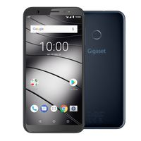 """Gigaset Mobile GS185 Midnight Blue [13,8cm (5,5"""") HD+ Display, Android 8.1, 1.4 GHz Quad-Core, 13MP]"""