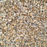 Sandsteine - Splitt - Körnung: 5-10 mm - 20kg - Natursteine - gelb-grau