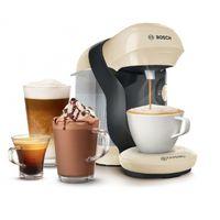 Bosch Tassimo Style TAS1107, Kapselmaschine ,creme, Kaffeemaschine, Tassimo