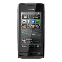 Nokia 500, 8,13 cm (3.2 Zoll), 640 x 360 Pixel, 0,25 GB, 5 MP, Symbian OS, Schwarz
