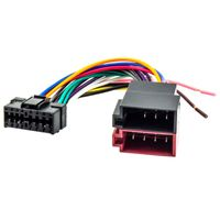 Radio Adapter Kabel passend für SONY Xplod CDX MDX MEX XR XT Modelle, 16 polig