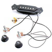 Gitarren Magnetischen Akustik Pickup Tonabnehmer Humbucker
